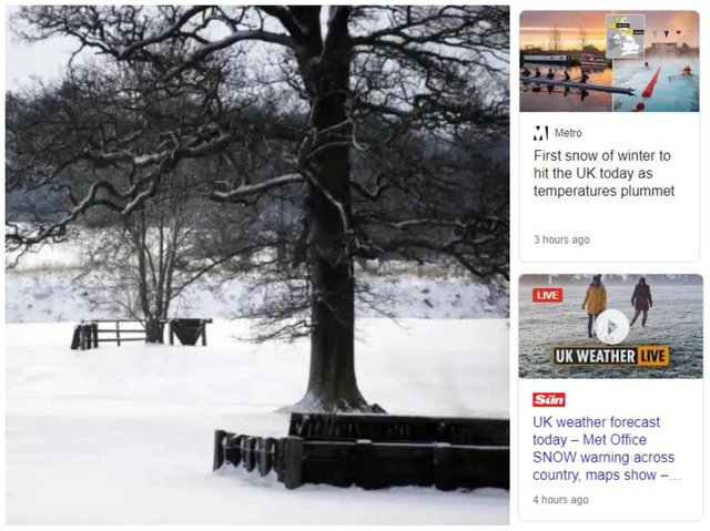 Forecasters are hedging their bets over Northamptonshire seeing snow this week — despite some dramatic headlines