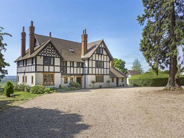 These are the most expensive homes currently for sale in Northamptonshire