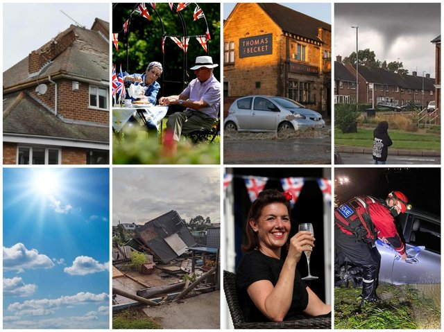 Wet, wild and wacky — the story of Northamptonshire's weather during 2020