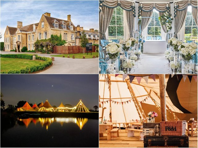 Here are some of Northamptonshire's most beautiful wedding venues.