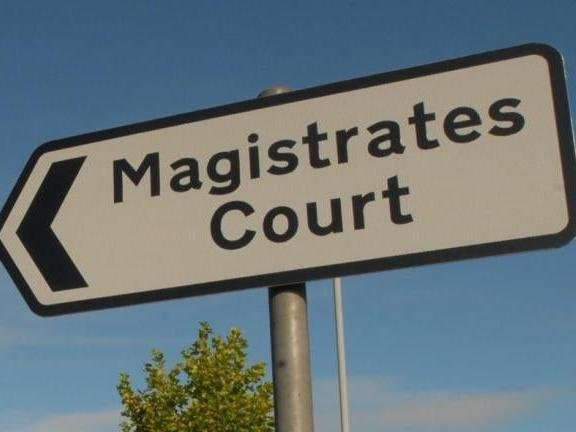 Teenager Lavers was banned for driving for two years at Northampton Magistrates Court