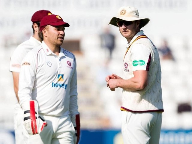 Adam Rossington (left) took over the captaincy of the Championship team from Alex Wakely midway through last season