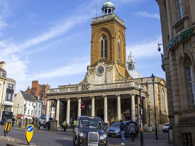 Northampton's All Saints' Church