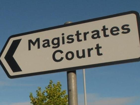 The van driver headed to magistrates court after being caught speeding three times in 15 days