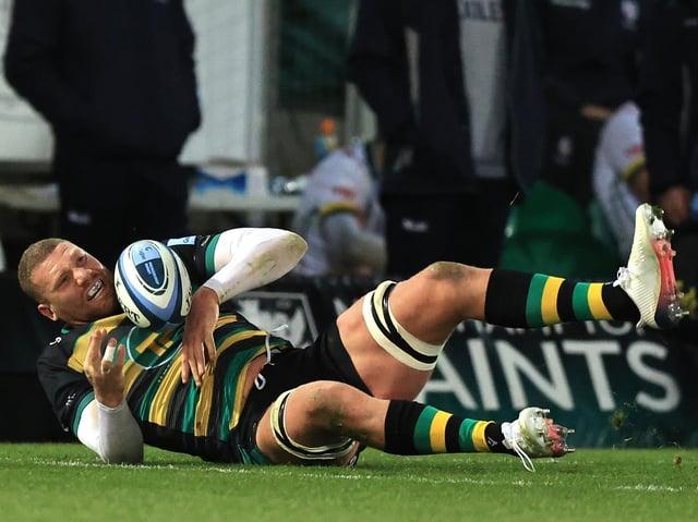 Nick Isiekwe suffered a pectoral injury against London Irish