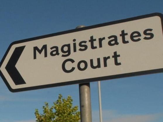 Magistrates courts deal with hundreds of cases each week