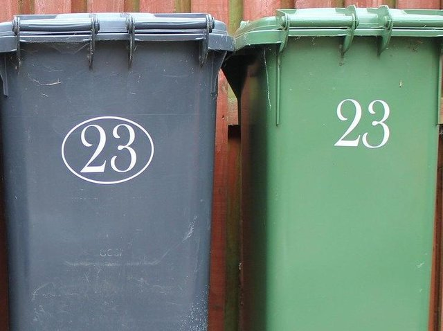 Time to renew your green bin subscription.