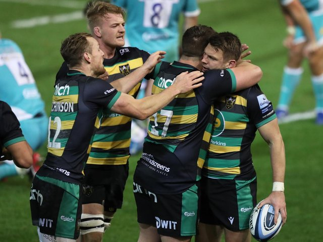 Saints will hope there are plenty more scenes of celebration ahead this season