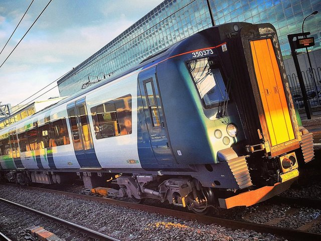 More trains with more seats will be running to and from London Euston from May 16