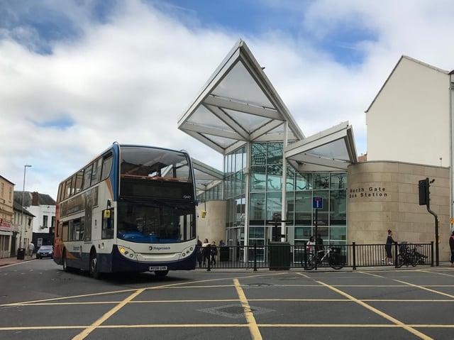 Northampton Bus Station