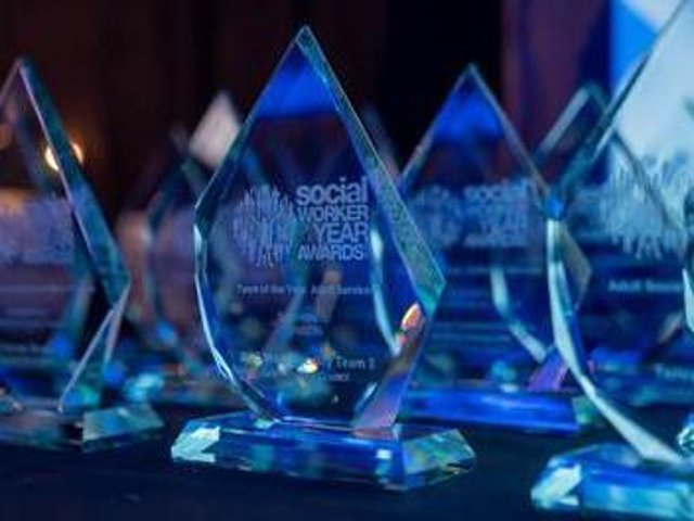The awards ceremony will be held virtually in November.
