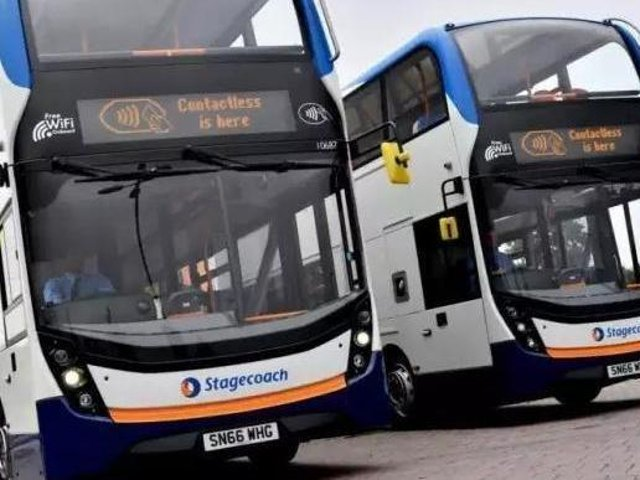 The plan will help to protect bus services.
