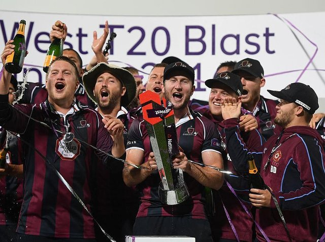 The Steelbacks were T20 Blast winners in 2016, but haven't been back to Finals Day since