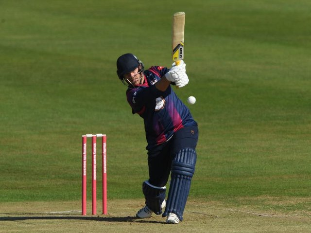 Richard Levi has been in good form for the Northants IIs in their T20 matches