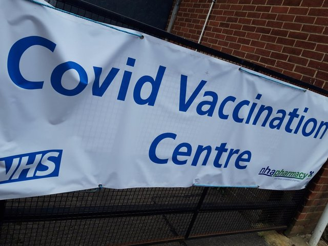Northamptonshire's Covid vaccination centres have 5,000 slots available each week