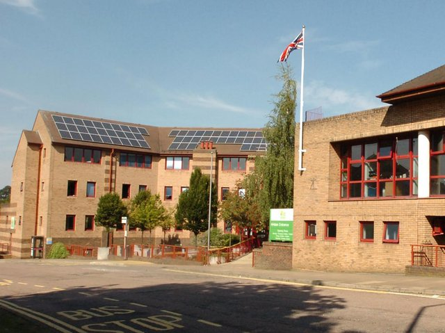 The Daventry area planning committee meeting was held at West Northamptonshire Council's office on Lodge Road, Daventry.