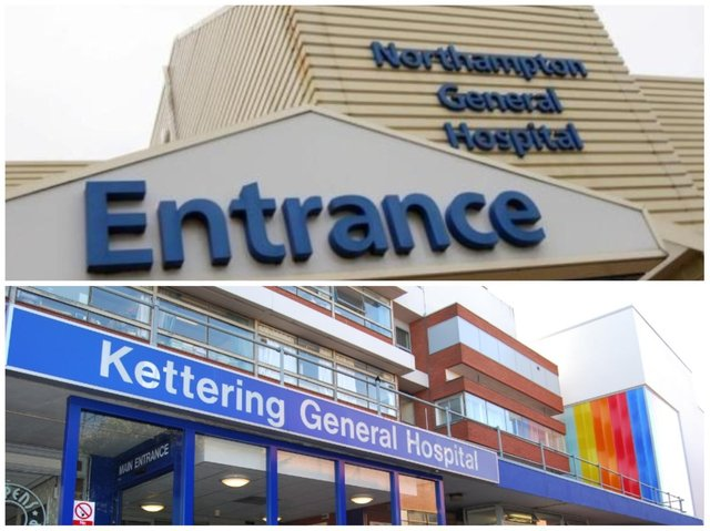 Nearly 1,200 covid patients have died at Northamptonshire's two acute hospitals
