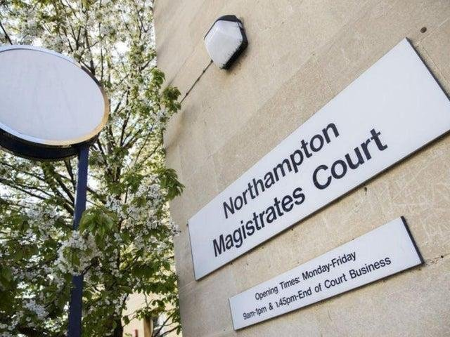 A Daventry woman has been given a second suspended prison sentence for harassment.