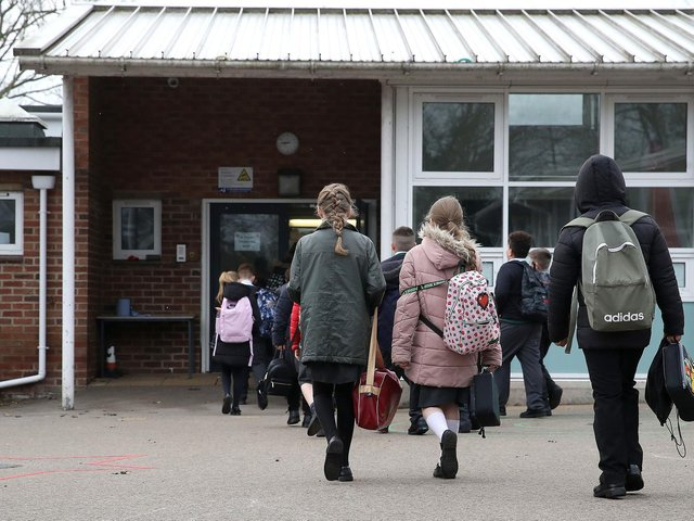 Across England, 81.1% of children received an offer from their preferred school, down from 82.2% last year.