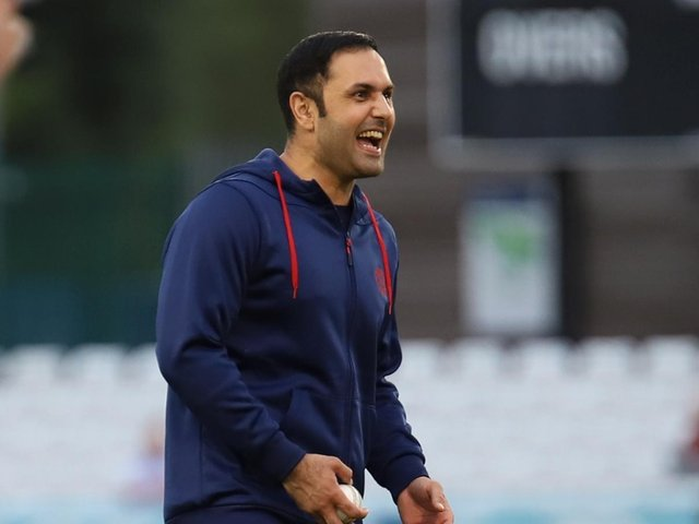 Mohammad Nabi is enjoying his time with the Steelbacks (Picture: Peter Short)
