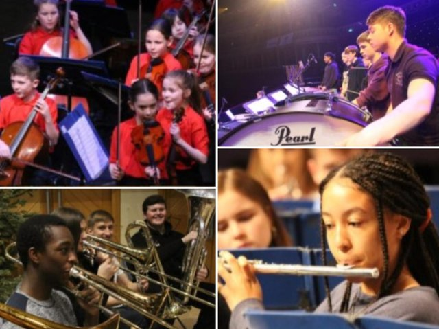Some of the county's most talented musicians get the chance to perform live for the first time in nearly 18 months.
