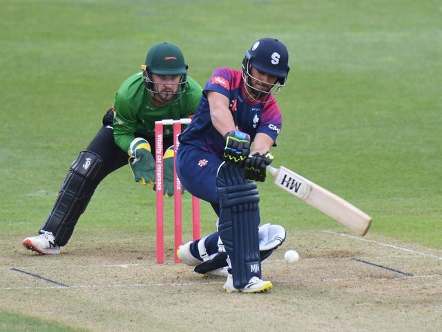Ricardo Vasconcelos has impressed at the top of the order for the Steelbacks