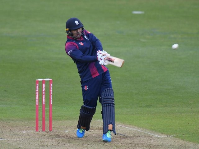 Mohammad Nabi will play his final game for the Steelbacks against the Birmingham Bears at Edgbaston