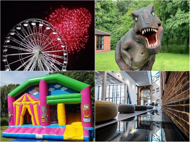 There is so much to do in and around Northampton this summer!