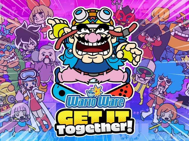 WarioWare Get It Together is out September 10th